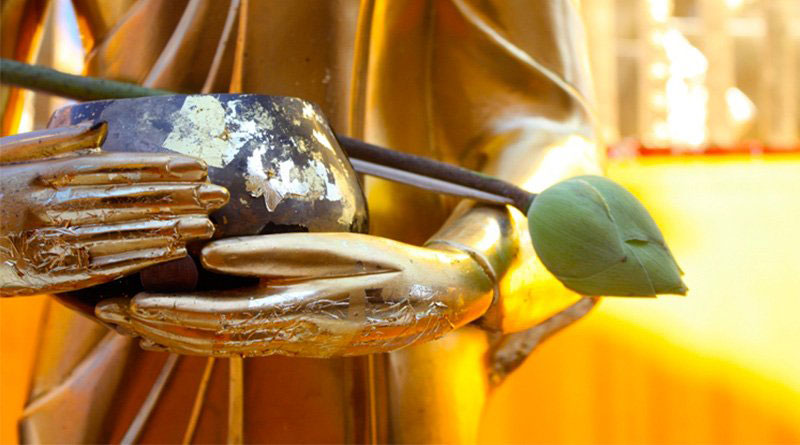 """Lời Phật dạy về sự đau khổ và cách thức diệt trừ với kinh """"Chuyển Pháp Luân""""1"""