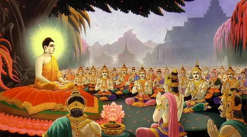 Lời khuyên của Phật về đạo nghĩa vợ chồng giúp gia đình luôn bền vững 1