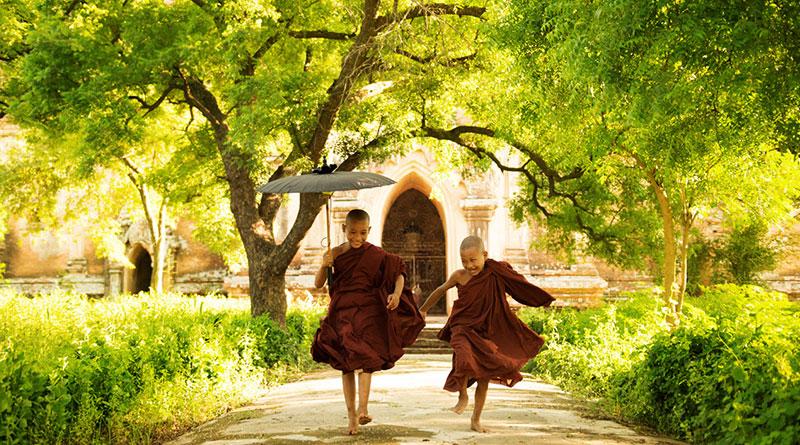 Phật pháp khai sáng đến mọi người, đặc biệt đối với người trẻ đạo Phật đã đem lại lợi ích tinh thần to lớn
