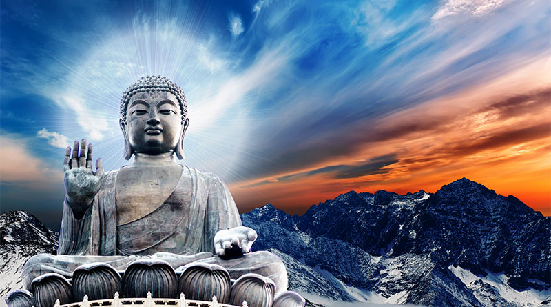Cảnh giới của người tu Phật