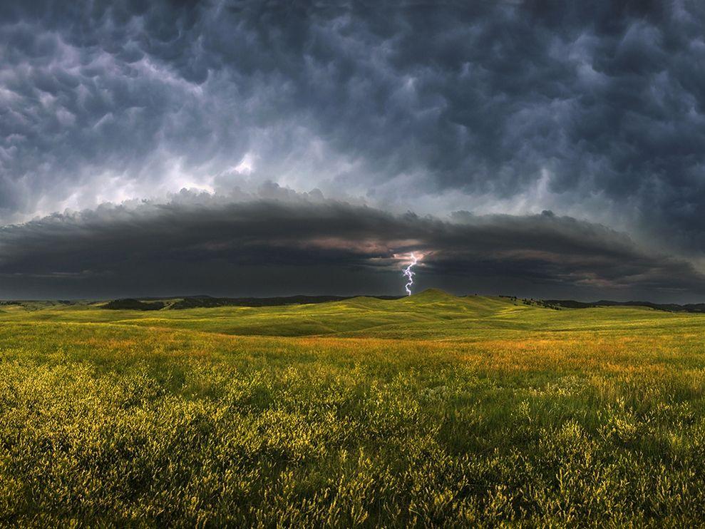 con đường về phía bão giông