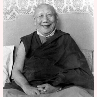 Ling Rinpoche (1903-1983)