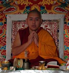Ling Rinpoche hiện tại