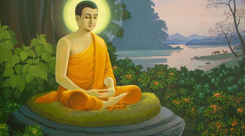 Đức Phật - Con người hoàn toàn không bị ảnh hưởng