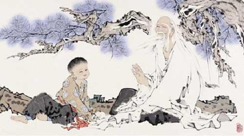 Con người của nghi lễ - Cuộc đàm đạo giữa hai vĩ nhân