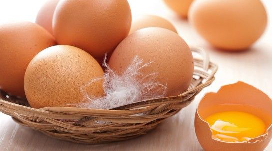 Người ăn chay có thể ăn trứng gà