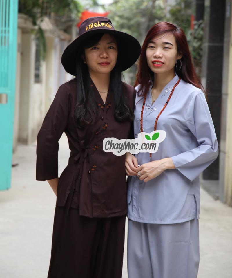 Quần áo Phật Tử rẻ đẹp, quần áo đi chùa thanh lịch