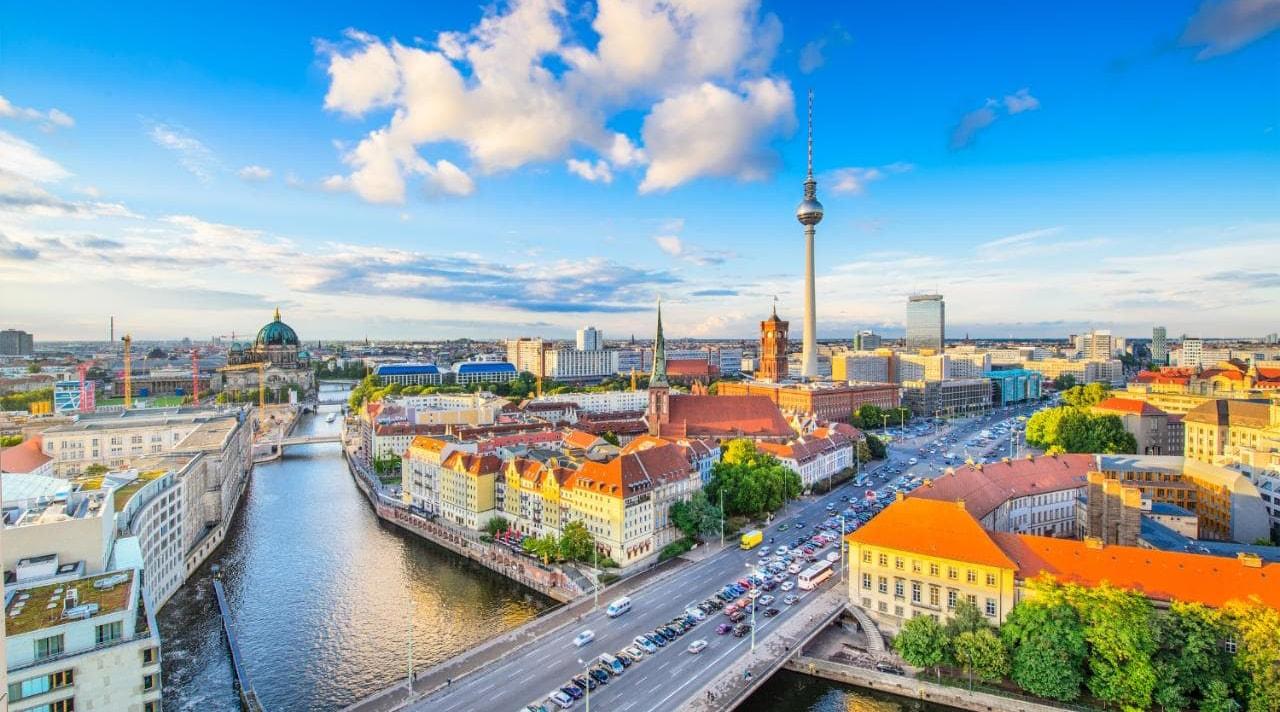 Kết quả hình ảnh cho thành phố berlin