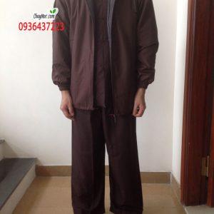 áo khoác nam nữ, quần áo phật tử