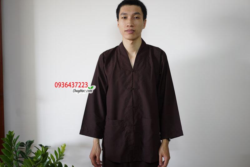 Quần áo Phật tử nam