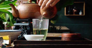 uống trà xanh vào lúc nào?
