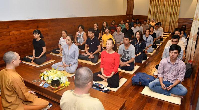 Học thiền Vipassana ở đâu Chay Mộc