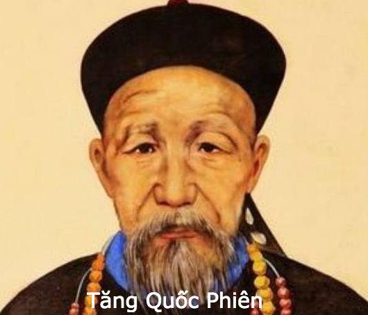 Tổng đốc lê trực Tăng Quốc Phiên