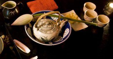 Cách uống trà mới Chay Mộc