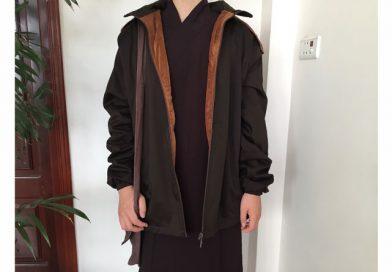 Áo khoác lót lông Chay Mộc