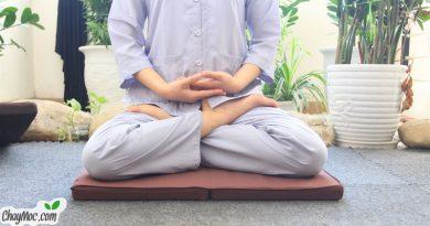 Thiền tập như nào mới là đúng?