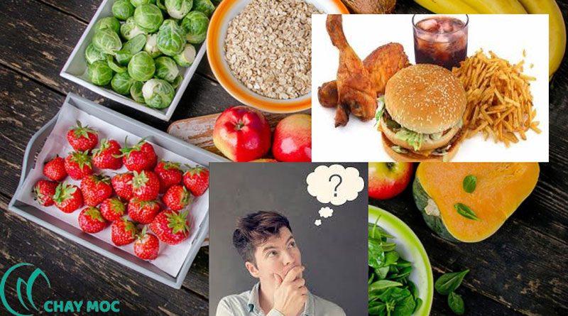 Thực phẩm cho cơ thể khỏe mạnh